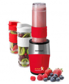 SM3386 Smoothie maker  Active Smoothie 500 W červená 2 x 570 ml + 400 ml